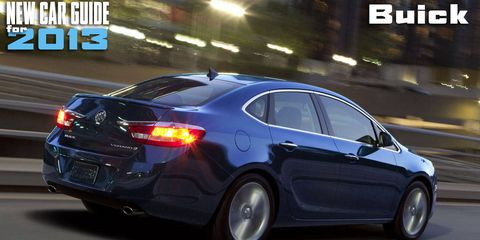 Buick Cars 2013  New Buick Models 2013  New Buick Sports Cars