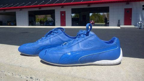 puma speed cat driving shoes