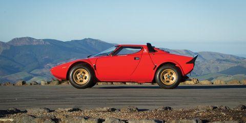 Land vehicle, Vehicle, Car, Regularity rally, Coupé, Sports car, Lancia stratos, Automotive design, Supercar,