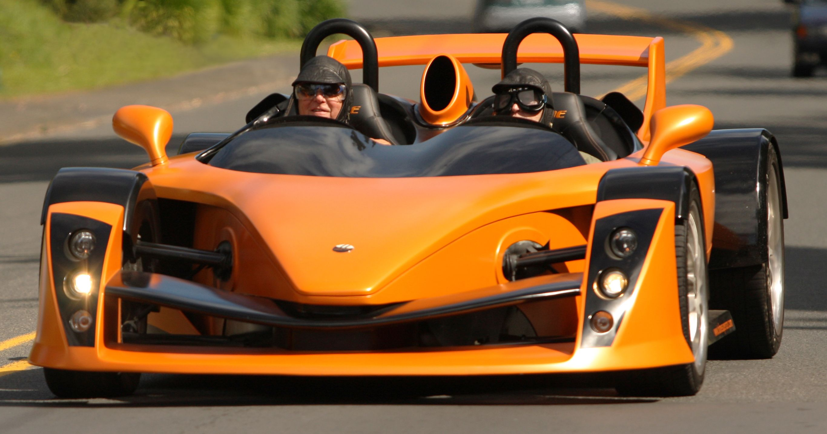 Order your Hulme CanAm Supercar Now