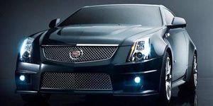 Driven: 2012 Cadillac CTS-V Coupe