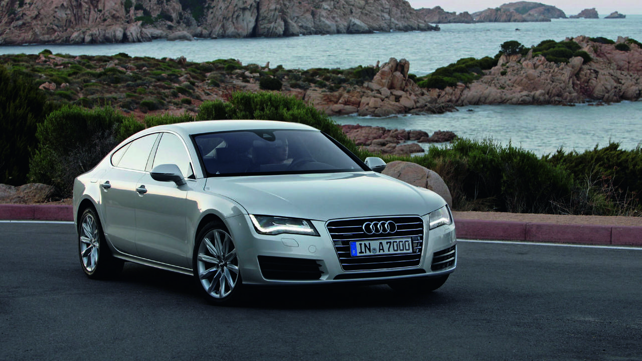 LA to NYC in 48 hours with Audi's new 3.0 TDI lineup.