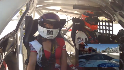 2013 Long Beach Grand Prix Screen Shot