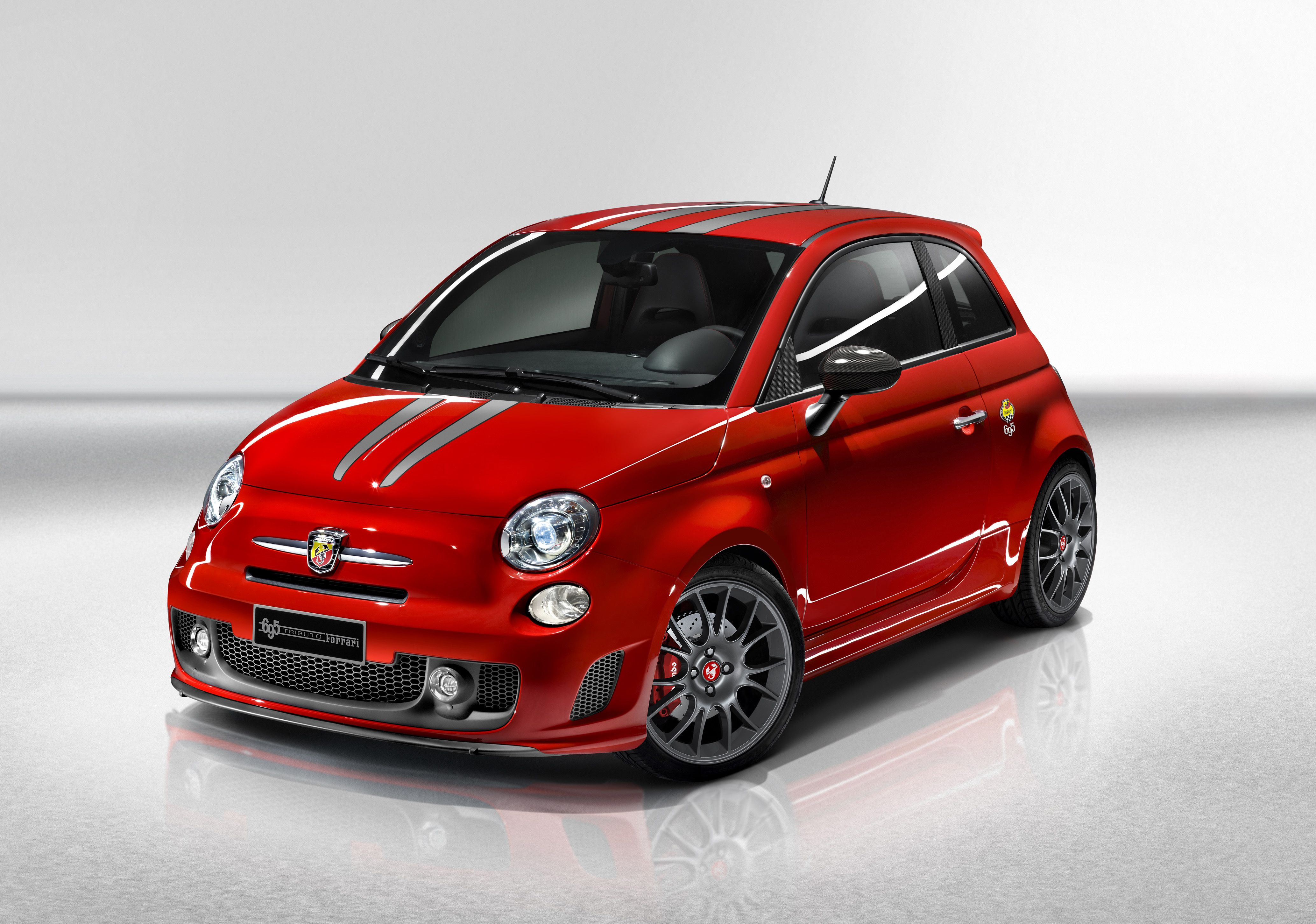 Abarth Special Edition 695 Tributo Ferrari