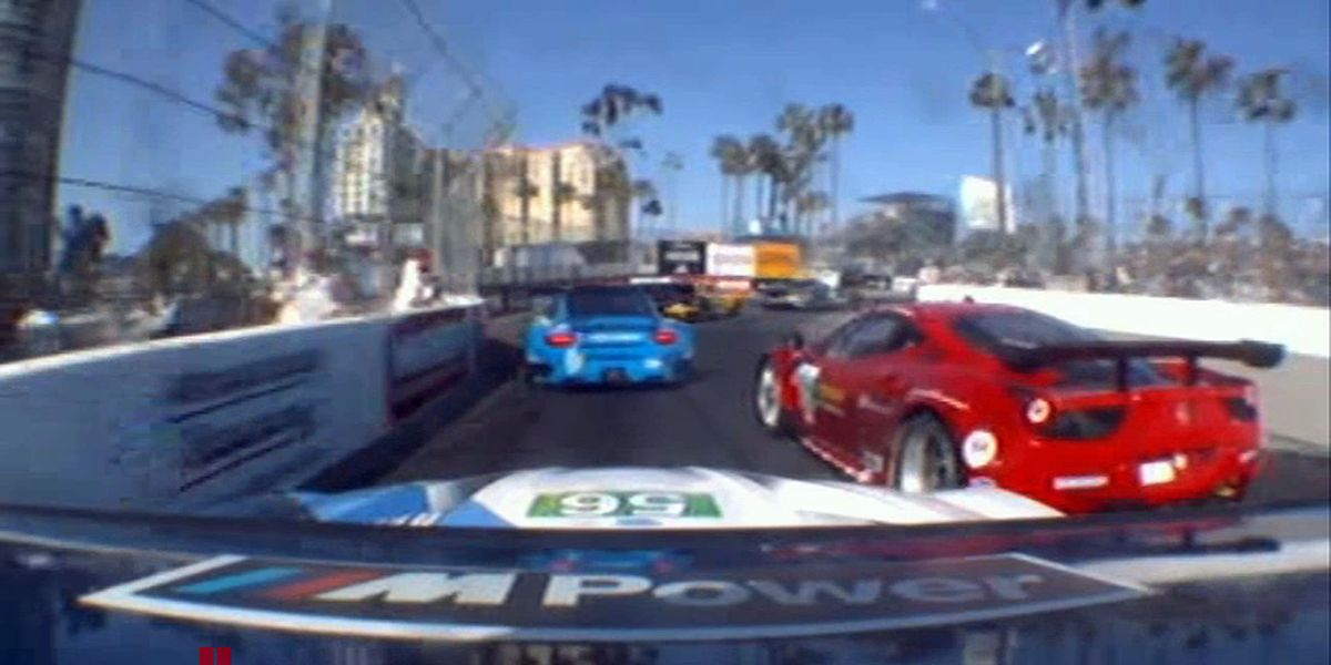 Long Beach ALMS 2013 - Watch In-Car Video from the BMW Z4 V8 ALMS ...