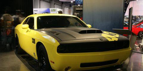 2010 Dodge Challenger 1320 Street Pak