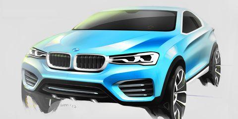 BMW SAV 4