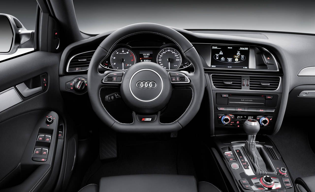 Driven: 2012 Audi S4 Avant S Tronic