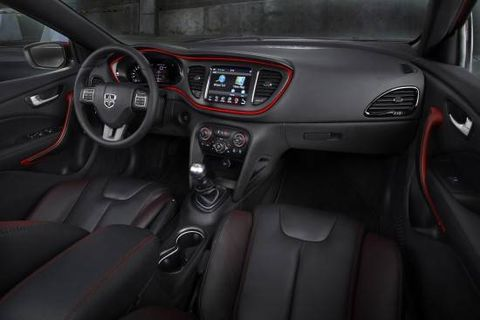 2013 Dodge Dart Pricing Announced