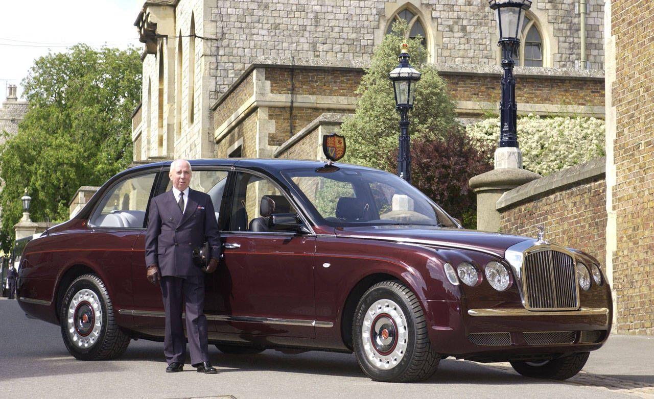 Just Revealed: Diamond Jubilee Bentley