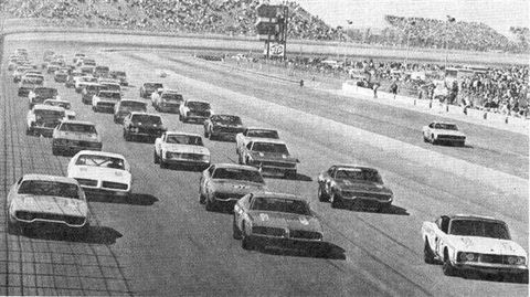 Do You Have Fond Memories of Ontario Motor Speedway?