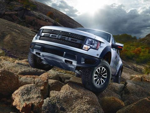 upgrades for the 2012 ford f 150 svt raptor