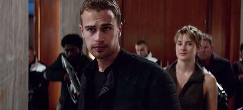 Tris & Four Insurgent