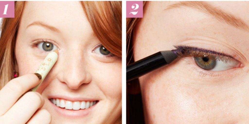 Ombre Eyes Makeup Tutorial How To Get Ombre Eyes