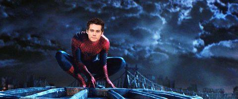Dylan O'Brien Spider-man Manip