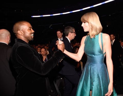 Taylor Swift & Kanye West