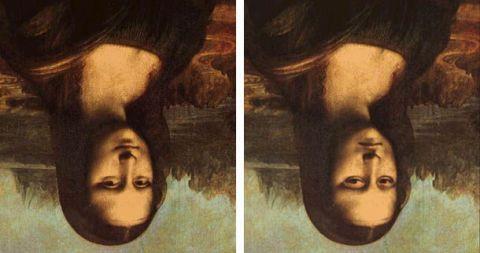 Mona Lisa Illusion