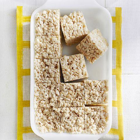 """<p>Don't walk away while browning the butter&#151;it will turn to just the right shade of brown in a flash.</p> <p><strong>Recipe:</strong> <a href=""""brown-butter-crispy-treats-recipe-clx0315"""" target=""""_blank""""><strong>Brown Butter Crispy Treats</strong></a></p>"""