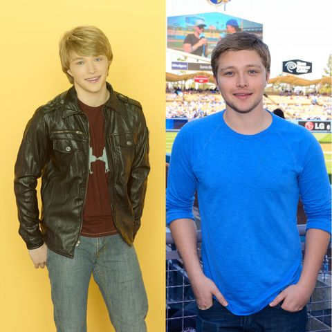 "The Cast Of ""Sonny With A Chance"": Then And Now"