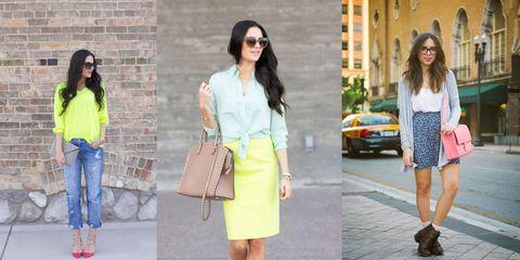 Clothing, Eyewear, Leg, Vision care, Product, Brown, Human body, Shoulder, Bag, Textile,