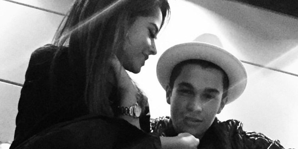 Are austin and becky g still dating