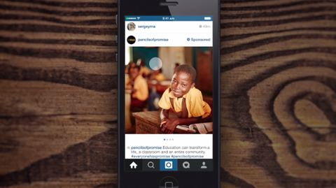 Photo Set Instagram Update