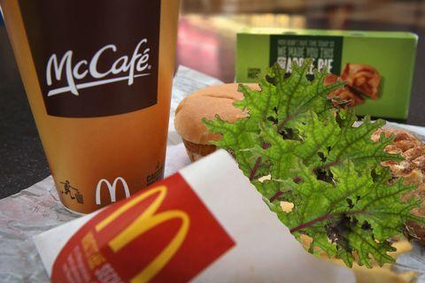 Kale McDonalds