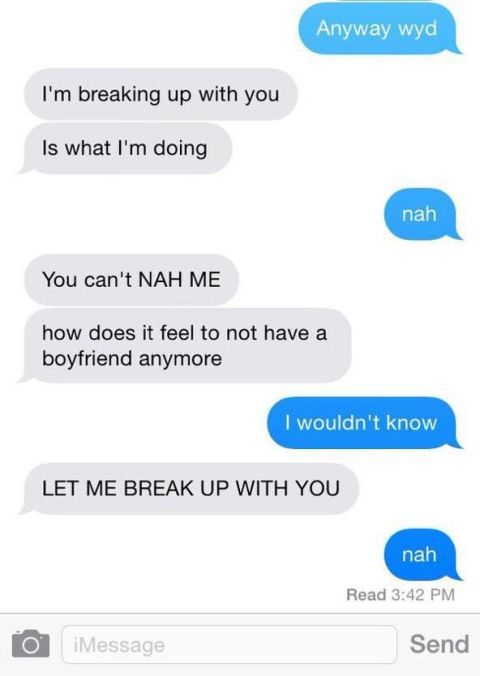 11 Brutal Text Message Breakups That Will Seriously Hurt