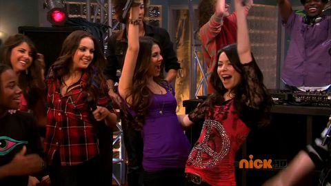 iCarly/Victorious
