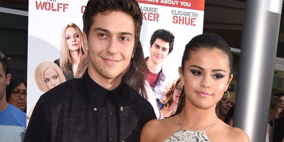 Nat Wolff To Star Opposite Selena Gomez In James Franco's New Movie!