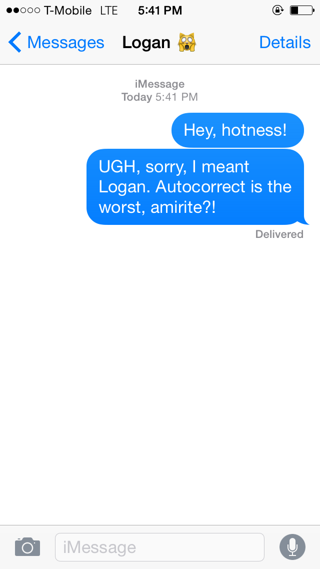 how to flirt with a guy on text