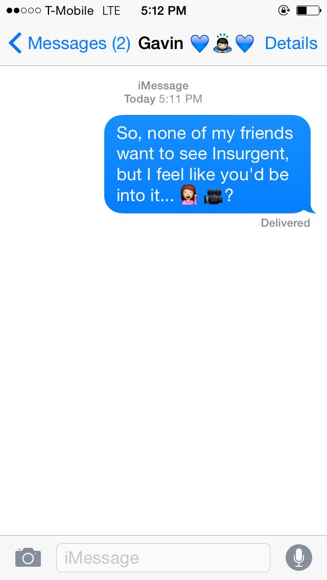 Ways to start a conversation over text