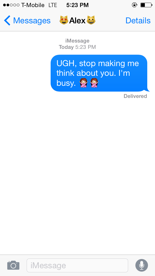 How to text your crush and start a conversation