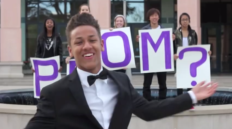 9 Best Celebrity Promposal Videos Fans Asking Celebs To Prom