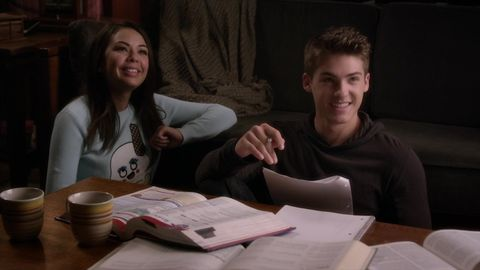 Mike And Mona PLL
