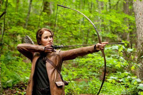 Katniss Everdeen Forest