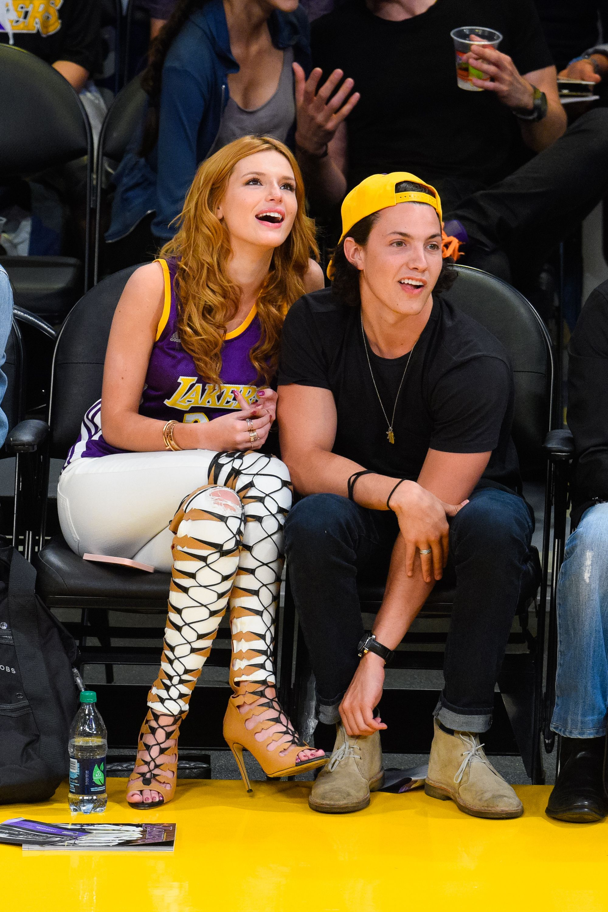 Bella thorne dating ryan