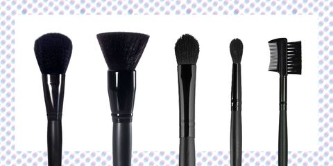 If you're that girl who buys a set of makeup brushes and only uses the two she knows how to use, you're not alone. It can be hard to tell the difference ...