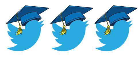 Mortarboard, Academic dress, Graduation, Scholar, Headgear, Electric blue, Costume accessory, Phd, Graphics, Illustration,