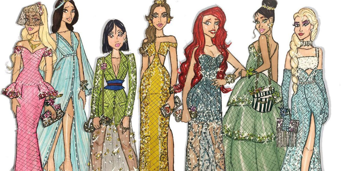 If Disney Princesses Went To Prom Here S What They Would Wear