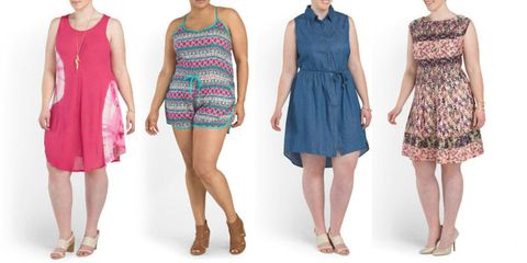 T.J. Maxx Releases Its First Plus Size Collection Online!