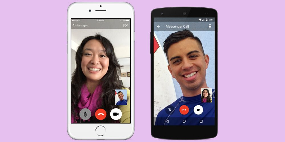 Say Goodbye To FaceTime And Hello To Facebook Messenger's