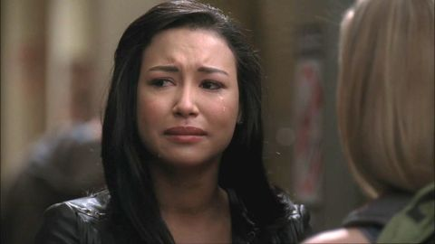 Santana Crying