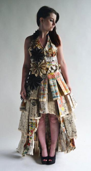 13 Insanely Cool Diy Prom Dresses Handmade Prom Dress Ideas 2018