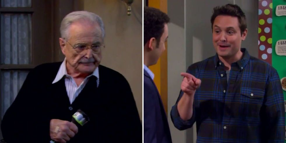 Is Mr Feeny In Girl Meets World