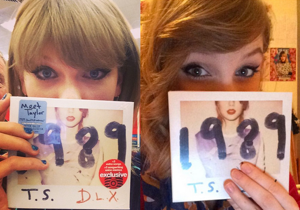9 Random Humans Who Look Exactly Like Taylor Swift