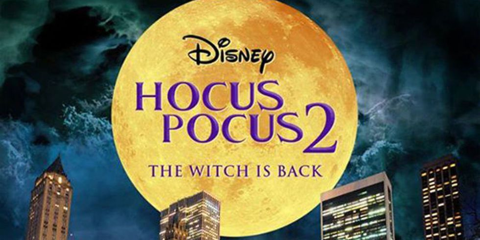 O M G Does This Mean Quot Hocus Pocus 2 Quot Is Maybe Possibly