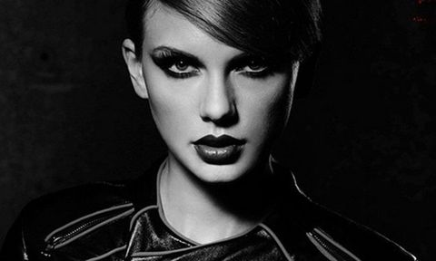 Lip, Eyebrow, Eyelash, Style, Black hair, Monochrome, Monochrome photography, Darkness, Fashion model, Model,