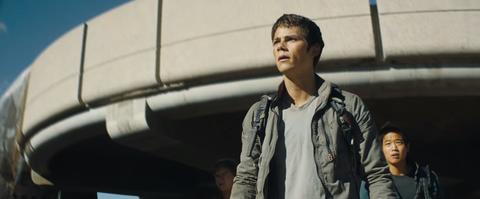 Dylan O'Brien The Scorch Trials Trailer