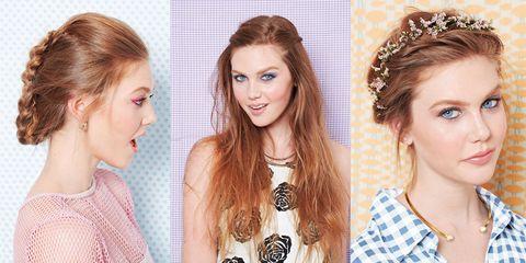 Hair, Face, Head, Nose, Ear, Lip, Eye, Hairstyle, Skin, Chin,